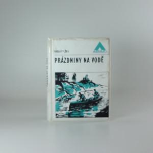 náhled knihy - Prázdniny na vodě