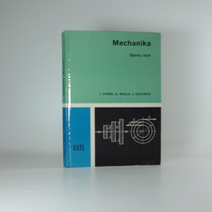 náhled knihy - Mechanika: Sbírka úloh