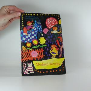 náhled knihy - Medové švestky