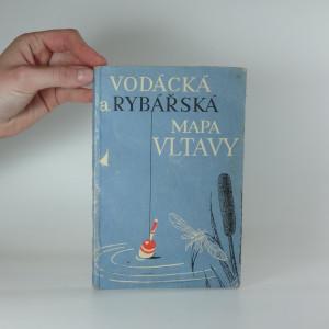 náhled knihy - Vodácká a rybářská mapa Vltavy 1 : 30 000