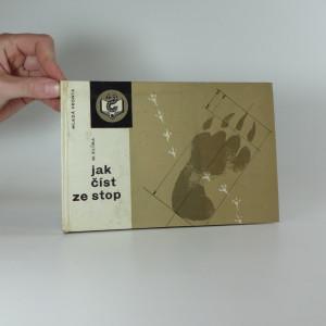náhled knihy - Jak číst ze stop
