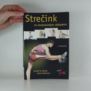 náhled knihy - Strečink na anatomických základech