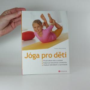 náhled knihy - Jóga pro děti