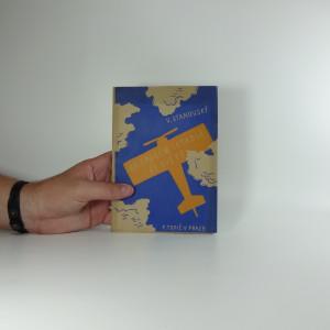 náhled knihy - Na Českém letadle ve světě