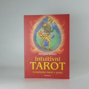 náhled knihy - Intuitivní tarot