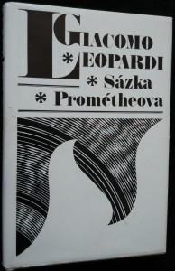 náhled knihy - Sázka Prométheova : výbor z Morálních dílek a z Myšlenek