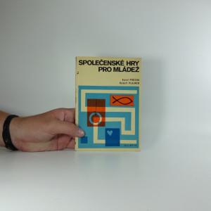 náhled knihy - Společenské hry pro mládež