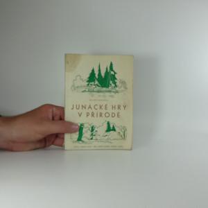 náhled knihy - Junácké hry v přírodě
