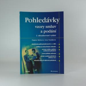 náhled knihy - Pohledávky - vzory smluv a podání