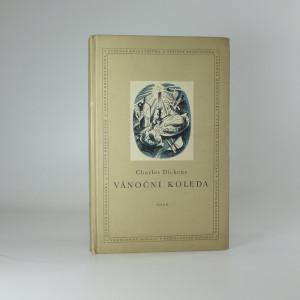 náhled knihy - Vánoční koleda