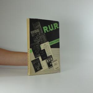 náhled knihy - R.U.R. (R.U.R. Rossum's universal robots)
