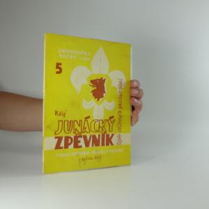 náhled knihy - Malý junácký zpěvník