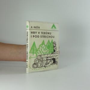 náhled knihy - Hry v terénu i pod střechou