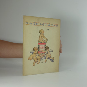 náhled knihy - Naše děťátko