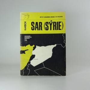 náhled knihy - Sar (Sýrie) - Obchodně ekonomické sborníky