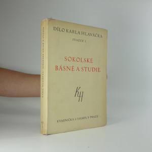 náhled knihy - Sokolské básně a studie. (svazek I.)