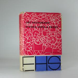 náhled knihy - Divoké verše a prózy