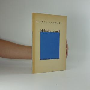 náhled knihy - Milenka modř