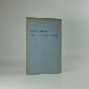 náhled knihy - Svatoštěpánská koleda