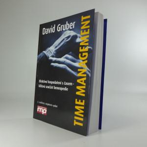 náhled knihy - Time management: efektivní hospodaření s časem - klíčová součást beneopedie