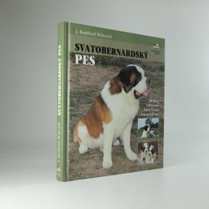 náhled knihy - Svatobernardský pes