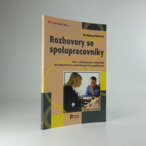náhled knihy - Rozhovory se spolupracovníky