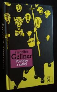 náhled knihy - Povídky a satiry