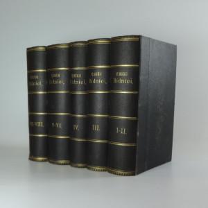 náhled knihy - Bídníci I. - VIII. (5 svazků)