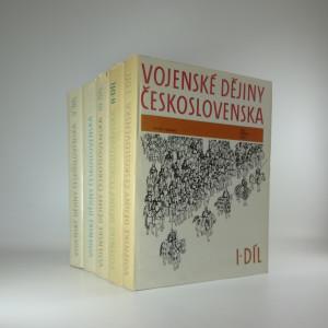 náhled knihy - Vojenské dějiny Československa (5 svazků)