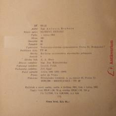 antikvární kniha Složení betonu, 1952