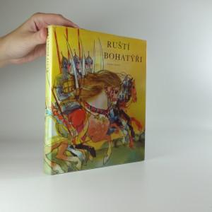 náhled knihy - Ruští bohatýři