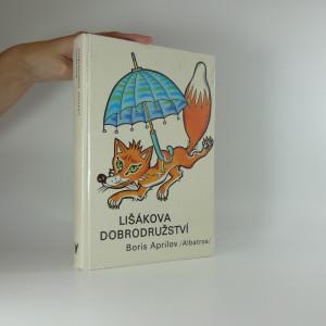 náhled knihy - Lišákova dobrodružství