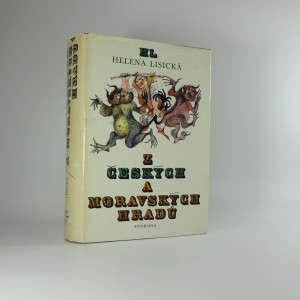 náhled knihy - Z českých a moravských hradů