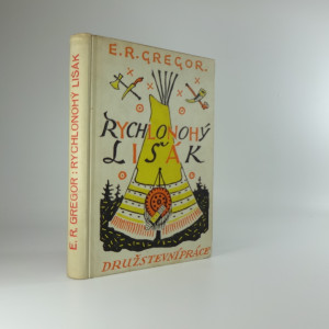náhled knihy - Rychlonohý Lišák