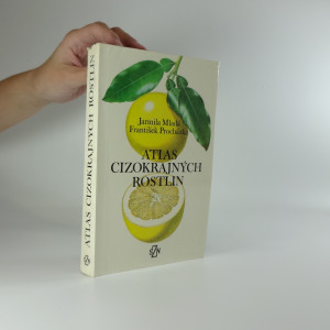 náhled knihy - Atlas cizokrajných rostlin