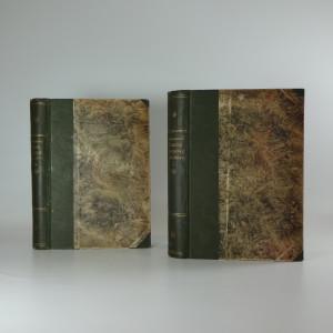 náhled knihy - Vdavky Nanynky Kulichovy a co se kolem nich sběhlo - ze života drobných Pražanů. (2 svazky)
