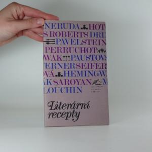 náhled knihy - Literární recepty