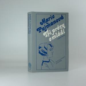 náhled knihy - Tři prózy o mládí