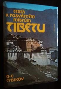 náhled knihy - Cesta k posvátným místům Tibetu : podle deníků vedených v letech 1899 až 1902