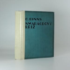 náhled knihy - Smaragdový kříž