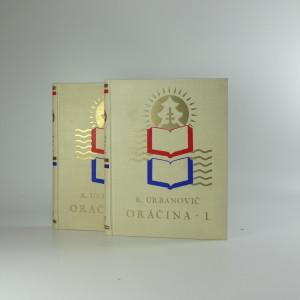 náhled knihy - Oráčina. 2 svazky