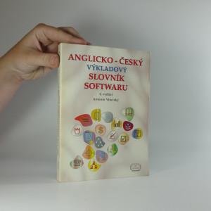 náhled knihy - Anglicko-český výkladový slovník softwaru
