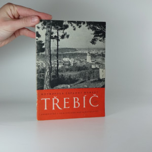 náhled knihy - Metropole západní Moravy: Třebíč