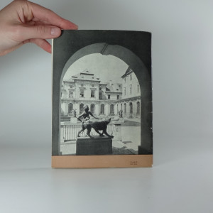 antikvární kniha Sbírka českého sochařství ve zbraslavském zámku, 1962