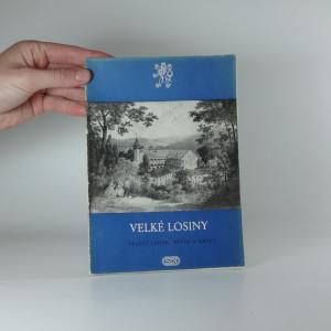 náhled knihy - Velké Losiny : Státní zámek, město a okolí
