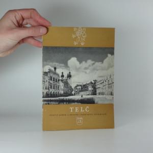 náhled knihy - Telč: státní zámek a městská památková rezervace
