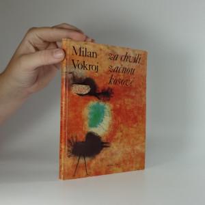 náhled knihy - Za chvíli začnou kosové : Muzikál ve dvanácti podobenstvích