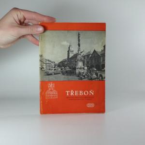 náhled knihy - Třeboň : městská památková rezervace, zámek a památky v okolí