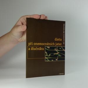 náhled knihy - Dieta při onemocnění jater a žlučníku