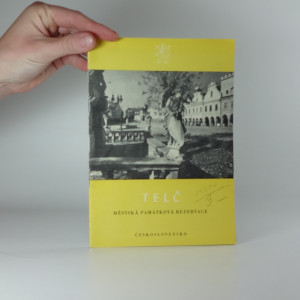 náhled knihy - Telč : městská památková rezervace